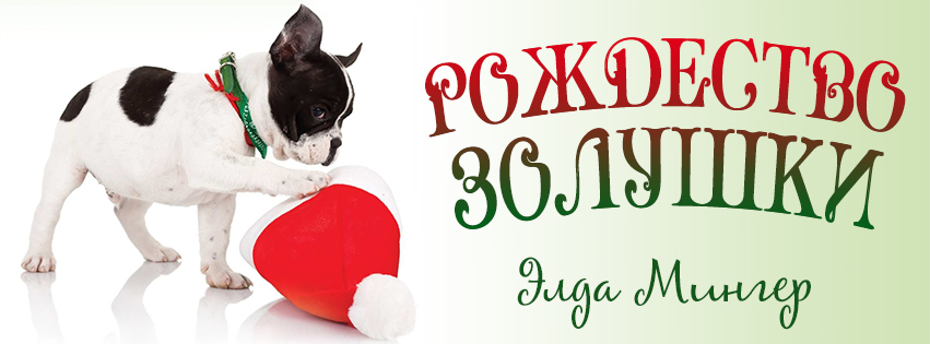 Elda Minger - Cinderella Christmas(banner)